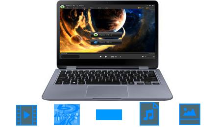 7thShare 4K Blu-ray Player - Play any Blu-ray/DVD/Video on Windows