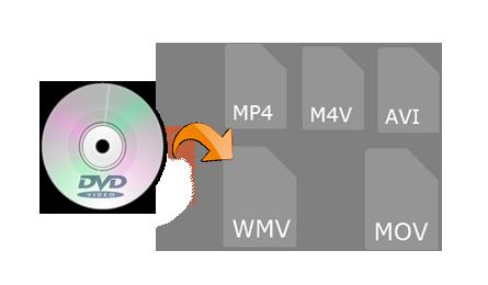 Mac Any DVD Ripper - Rip DVD to MP4, MOV, AVI, MPEG, 4K